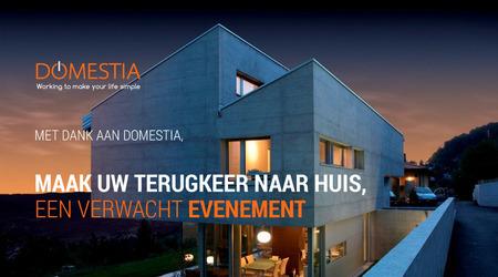 Elektriciteitswerken Peter Verbruggen - Domotica
